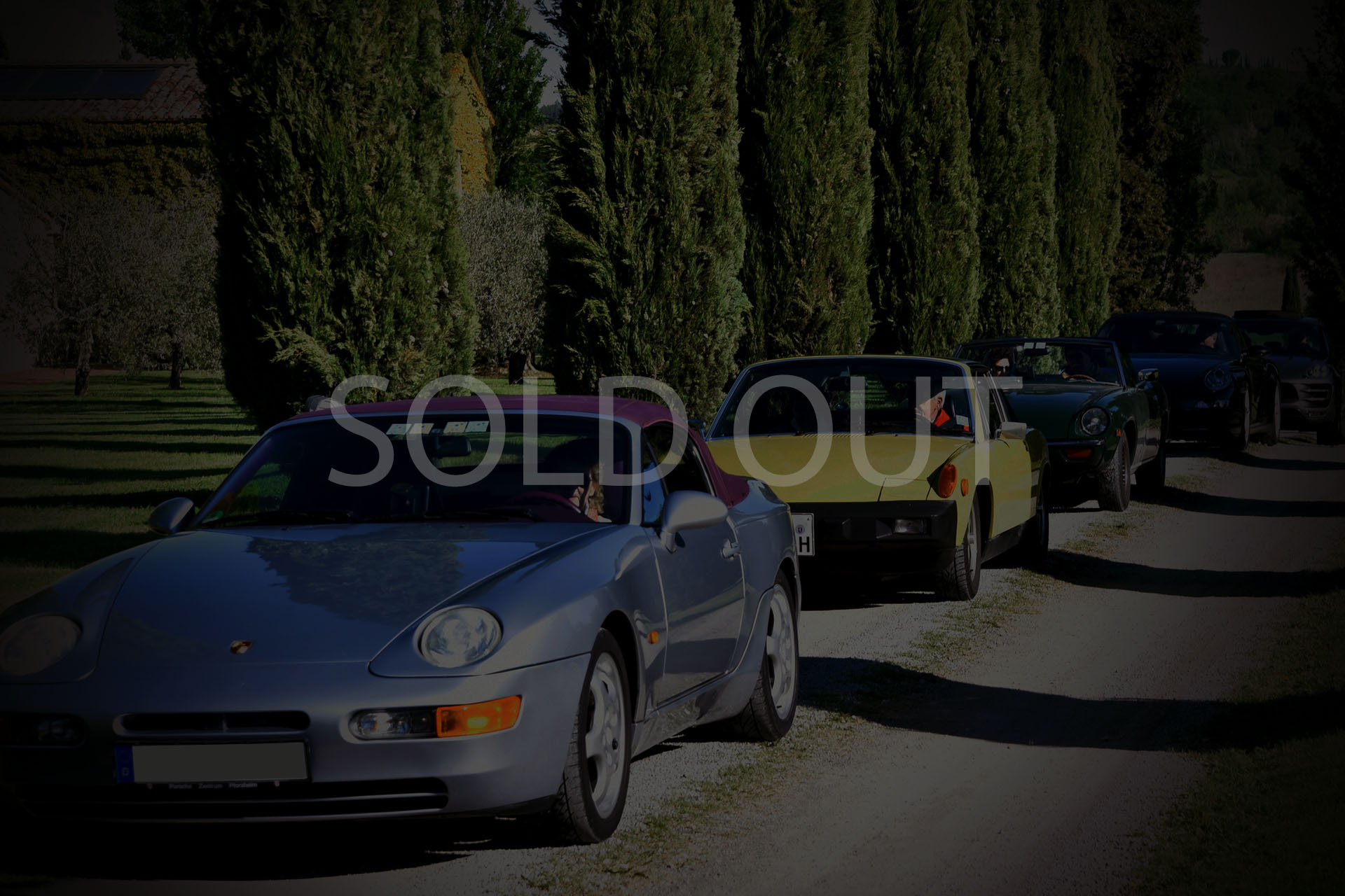 T1-I - Tuscany-Umbria_SOLD OUT Ruote Leggendarie