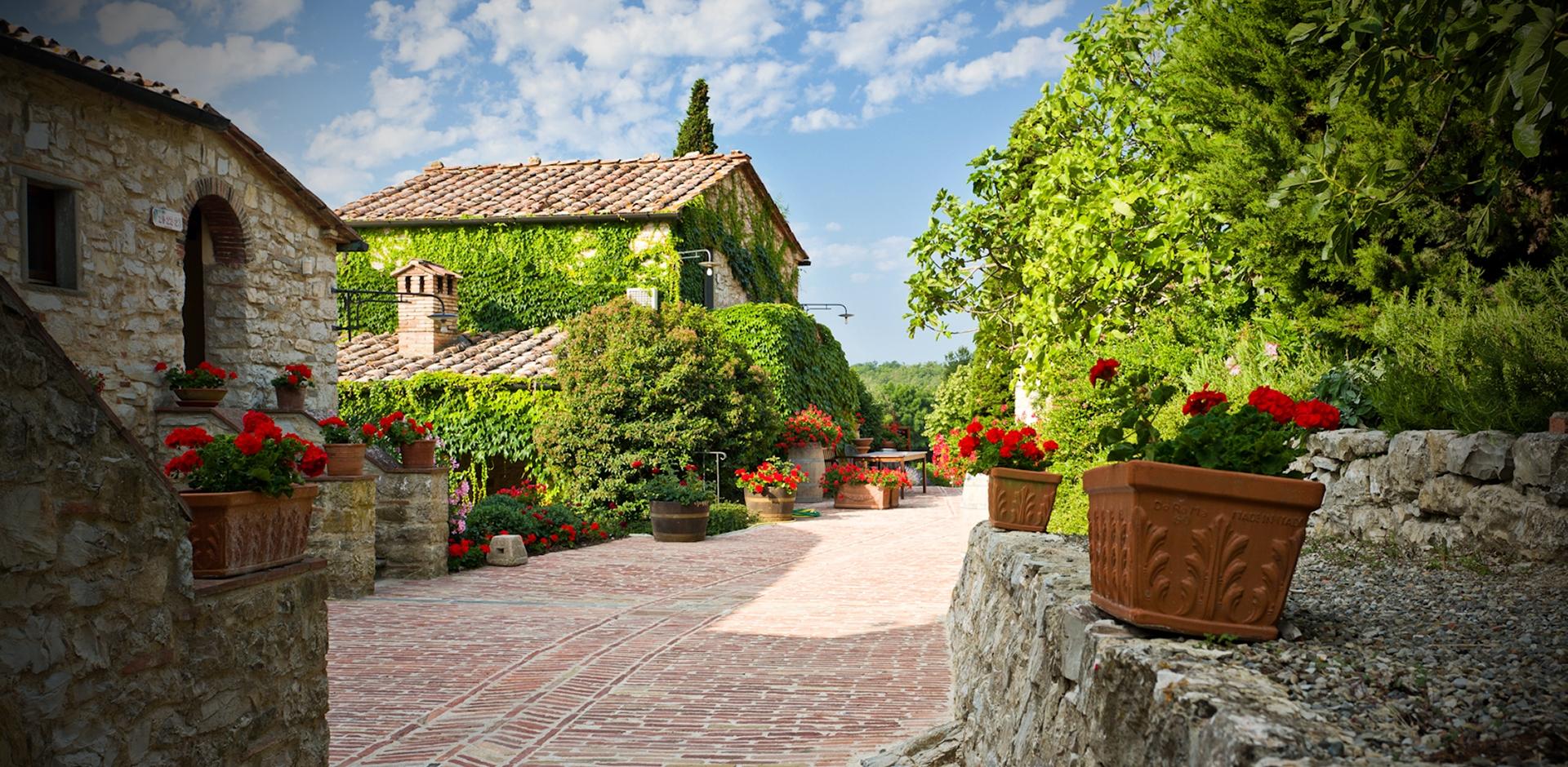 Tuscany pure