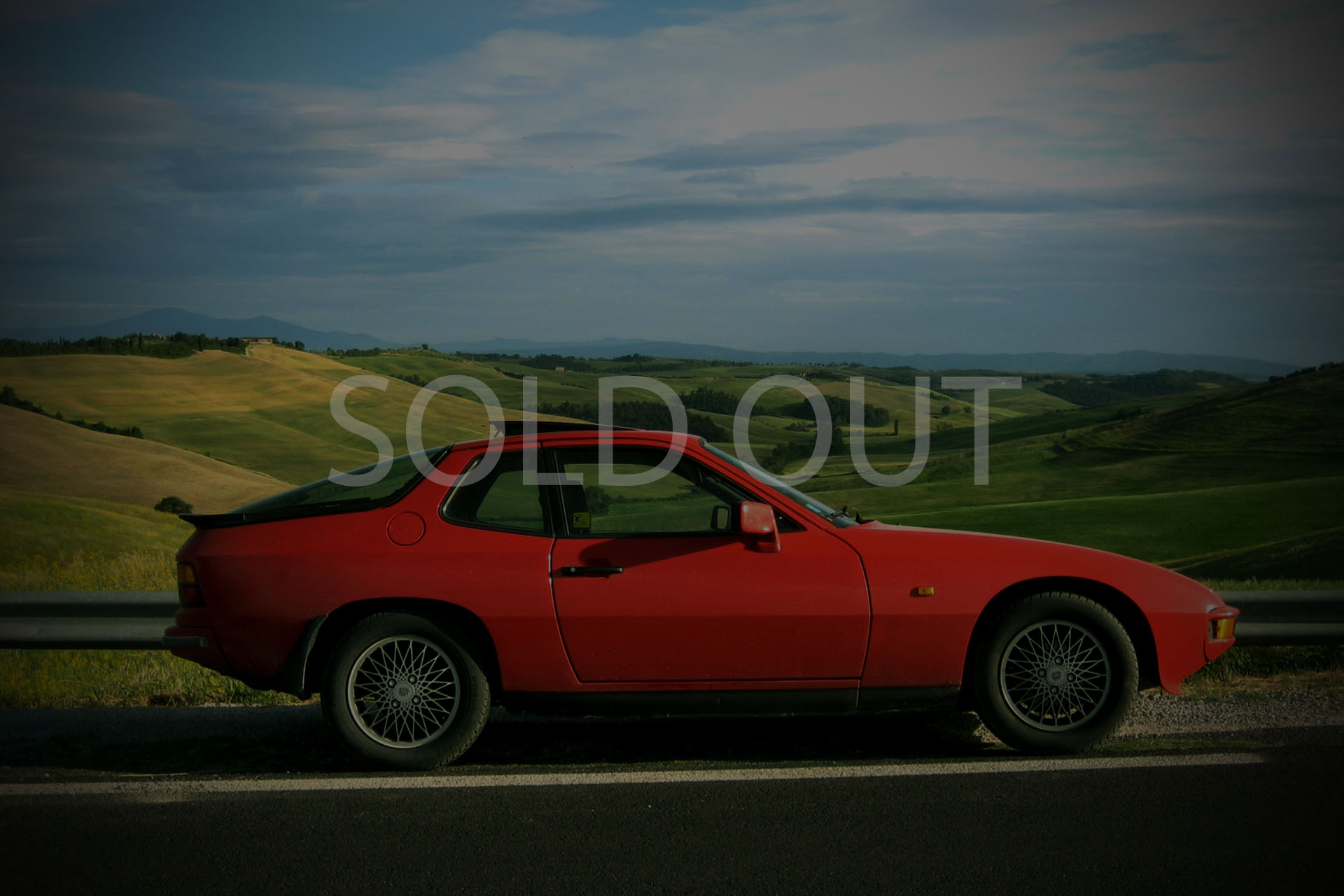 T4-I - South Tuscany Trip0_SOLD OUT Ruote Leggendarie