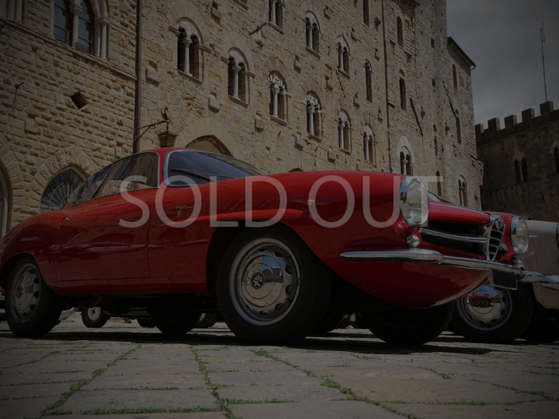 T7-I - Tuscany-Chianti_SOLD OUT Ruote Leggendarie