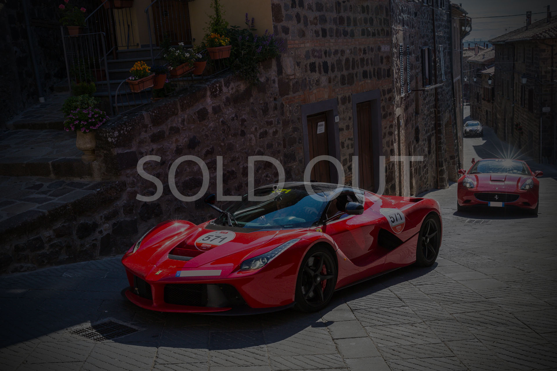 T9-I - Tuscany-Umbria Vino_SOLD OUT Ruote Leggendarie