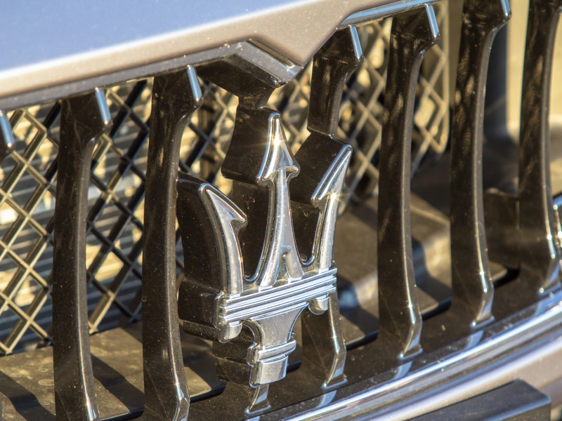 Franco Tralli Maserati restorer