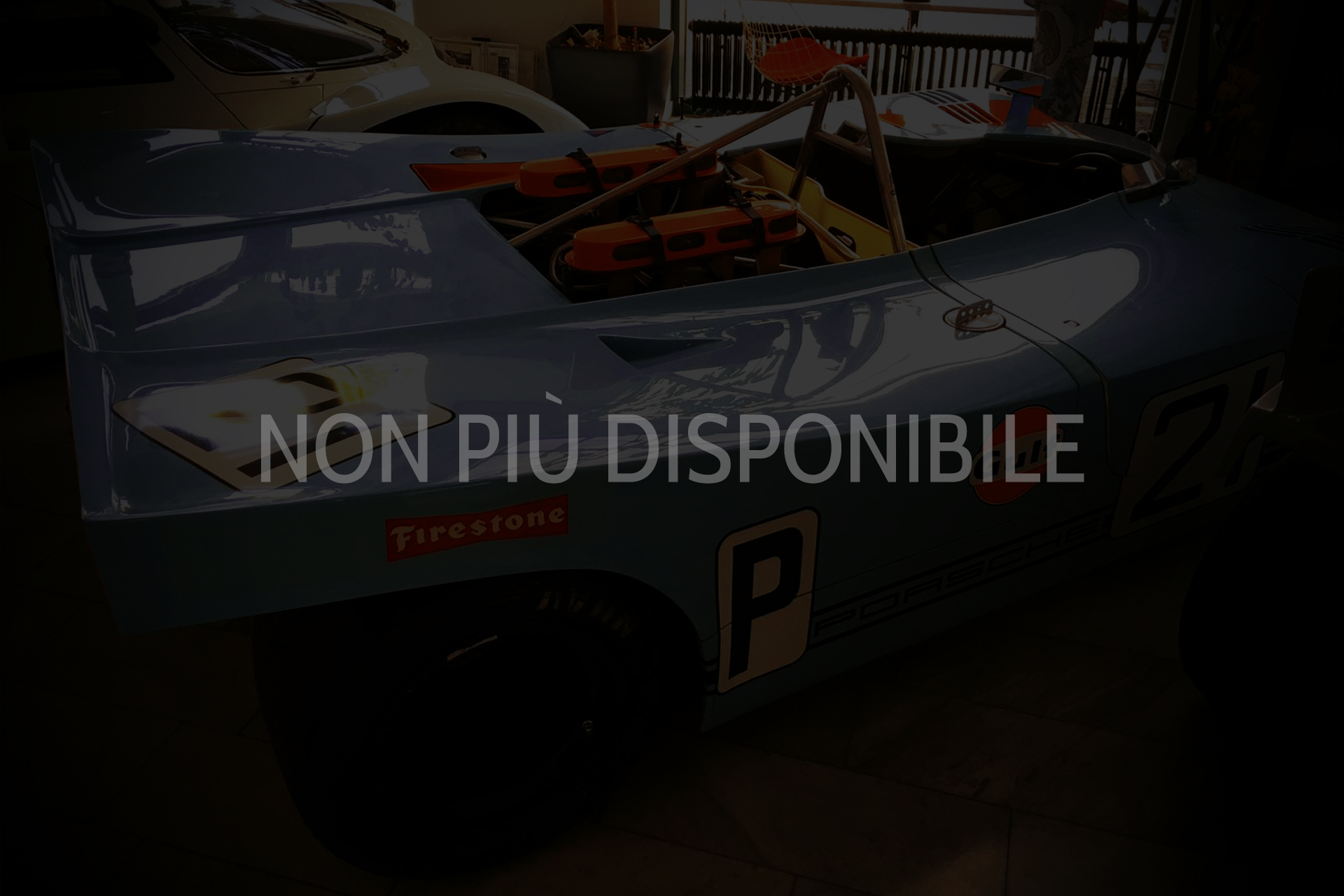 1970 Porsche 908/03 no longer available Ruote Leggendarie