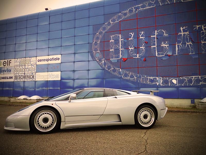 Articoli - Bugatti, il sogno mancato.