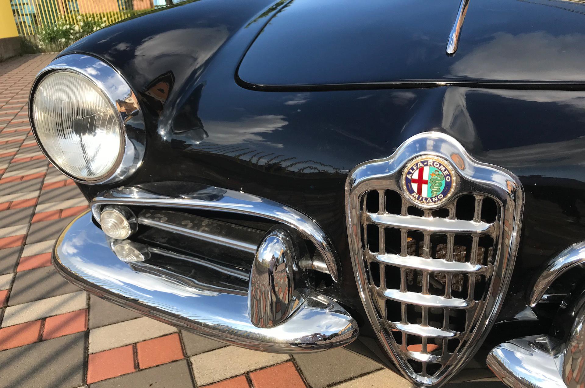 Auto in vendita - Giulietta spider