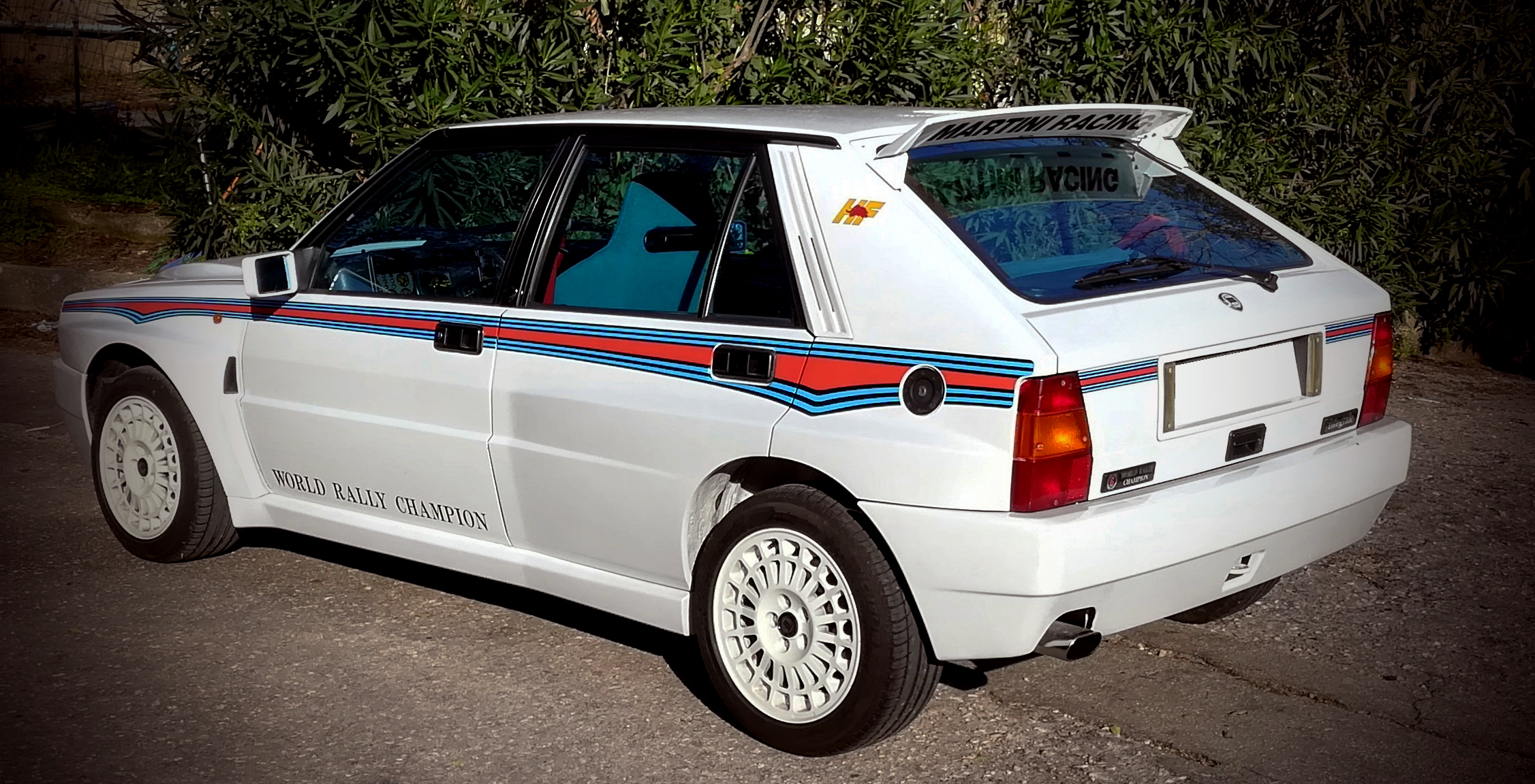 Auto in vendita - 1992, LANCIA DELTA HF integrale MARTINI 6 replica