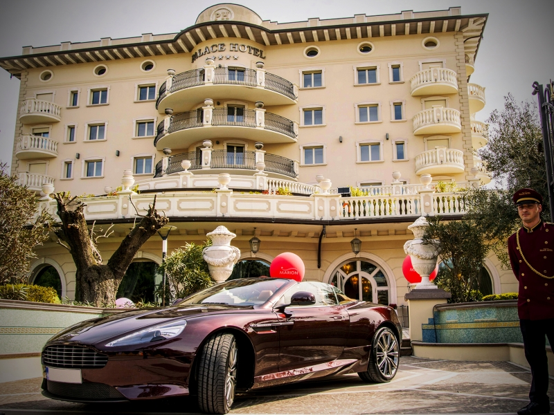 Batani Select Hotels Palace Hotel Milano Marittima Ruote Leggendarie