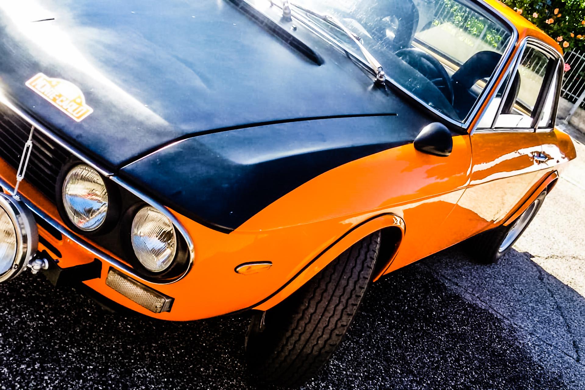 1972, LANCIA FULVIA Coupè 1.3s second serie Montecarlo