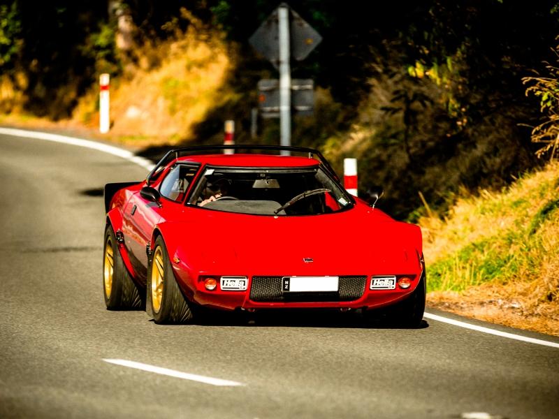 RUOTE LEGGENDARIE Lancia Stratos