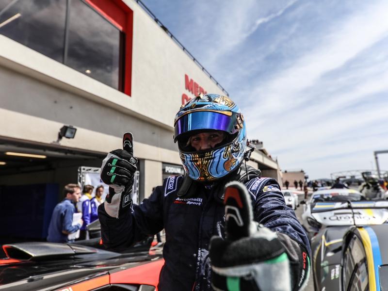 RUOTE LEGGENDARIE Glauco Solieri Driver Porsche Lamborghini