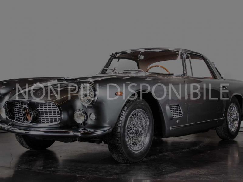 Ruote Leggendarie 1959 Maserati 3500 GT Touring Ruote da Sogno non piu disp