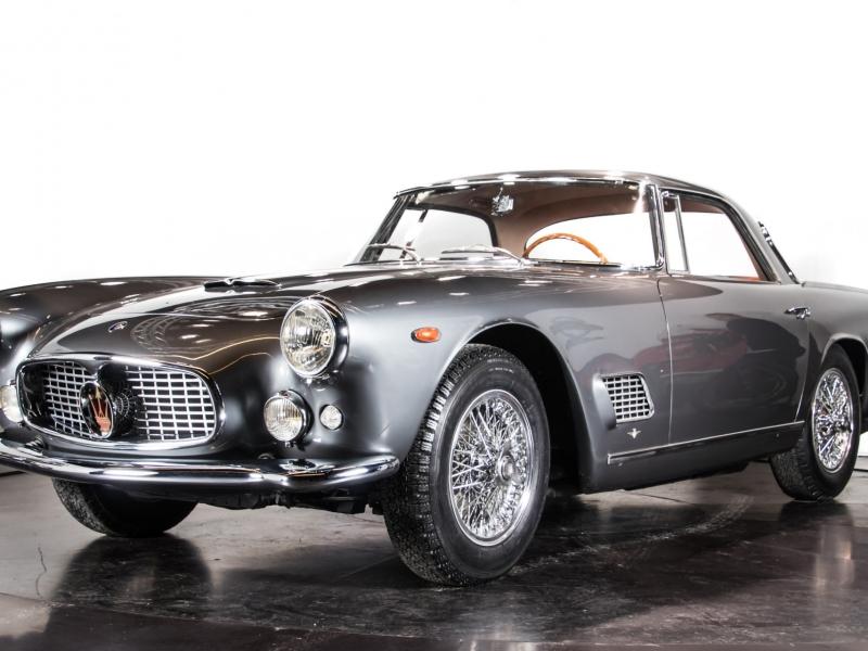 RUOTE LEGGENDARIE 1960 MASERATI 3500 GT Touring