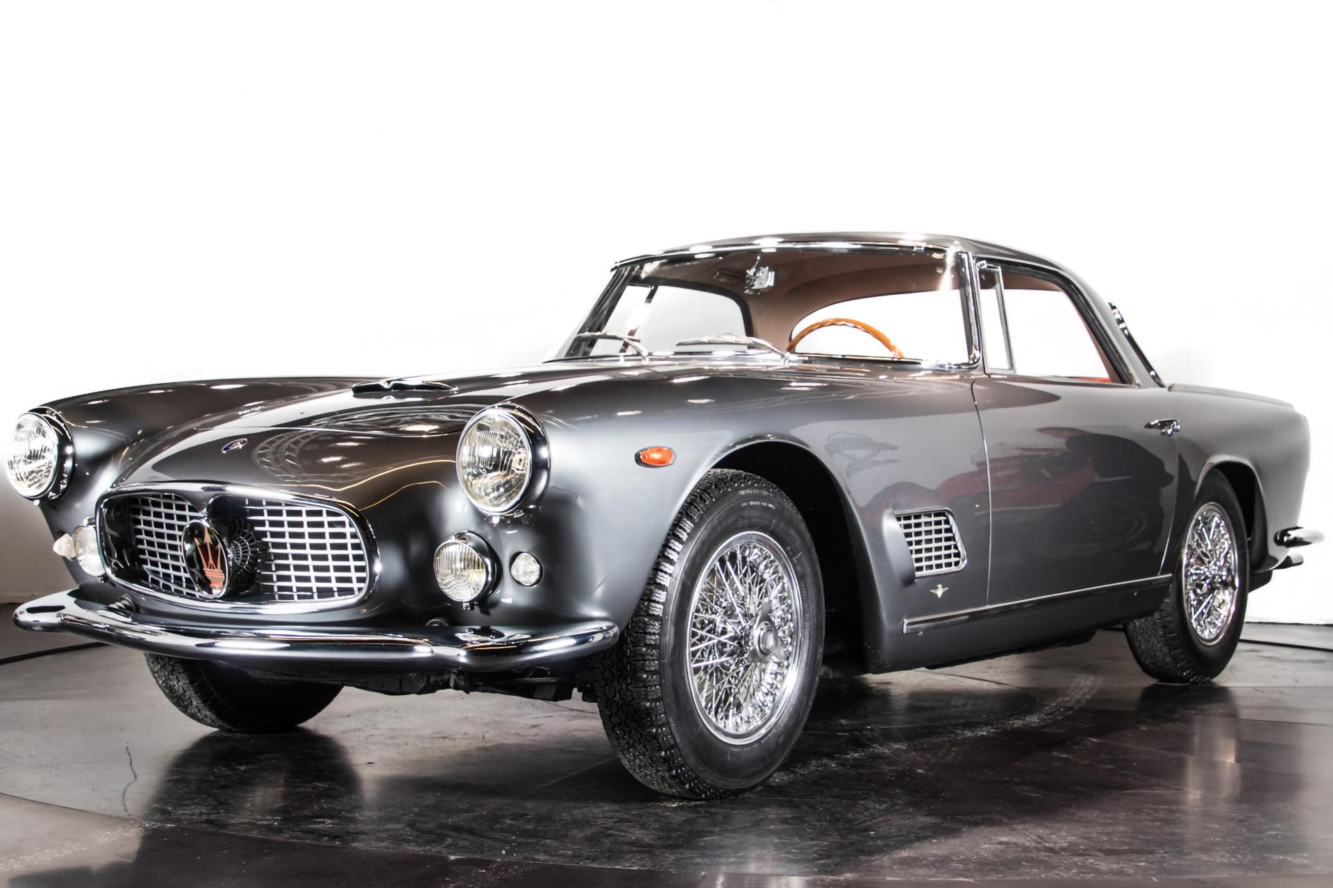 1960, MASERATI 3500 GT Touring