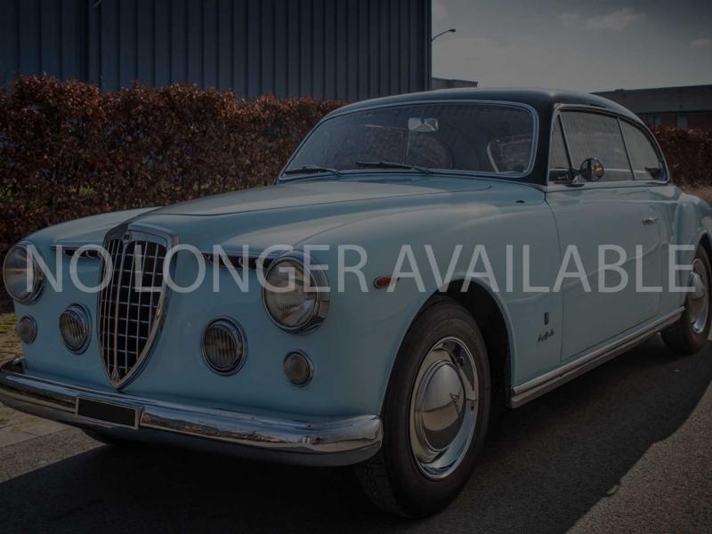 Ruote Leggendarie 1952 Lancia Aurelia B53_no longer av