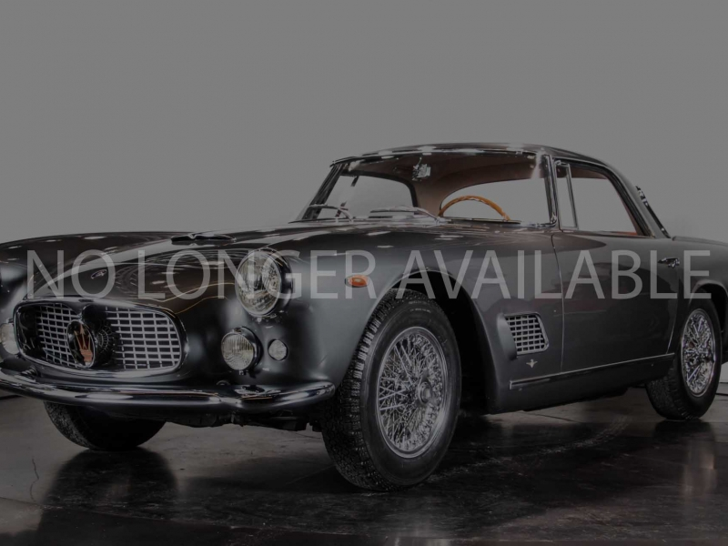 Ruote Leggendarie 1959 Maserati 3500 GT Touring Ruote da Sogno no longer av