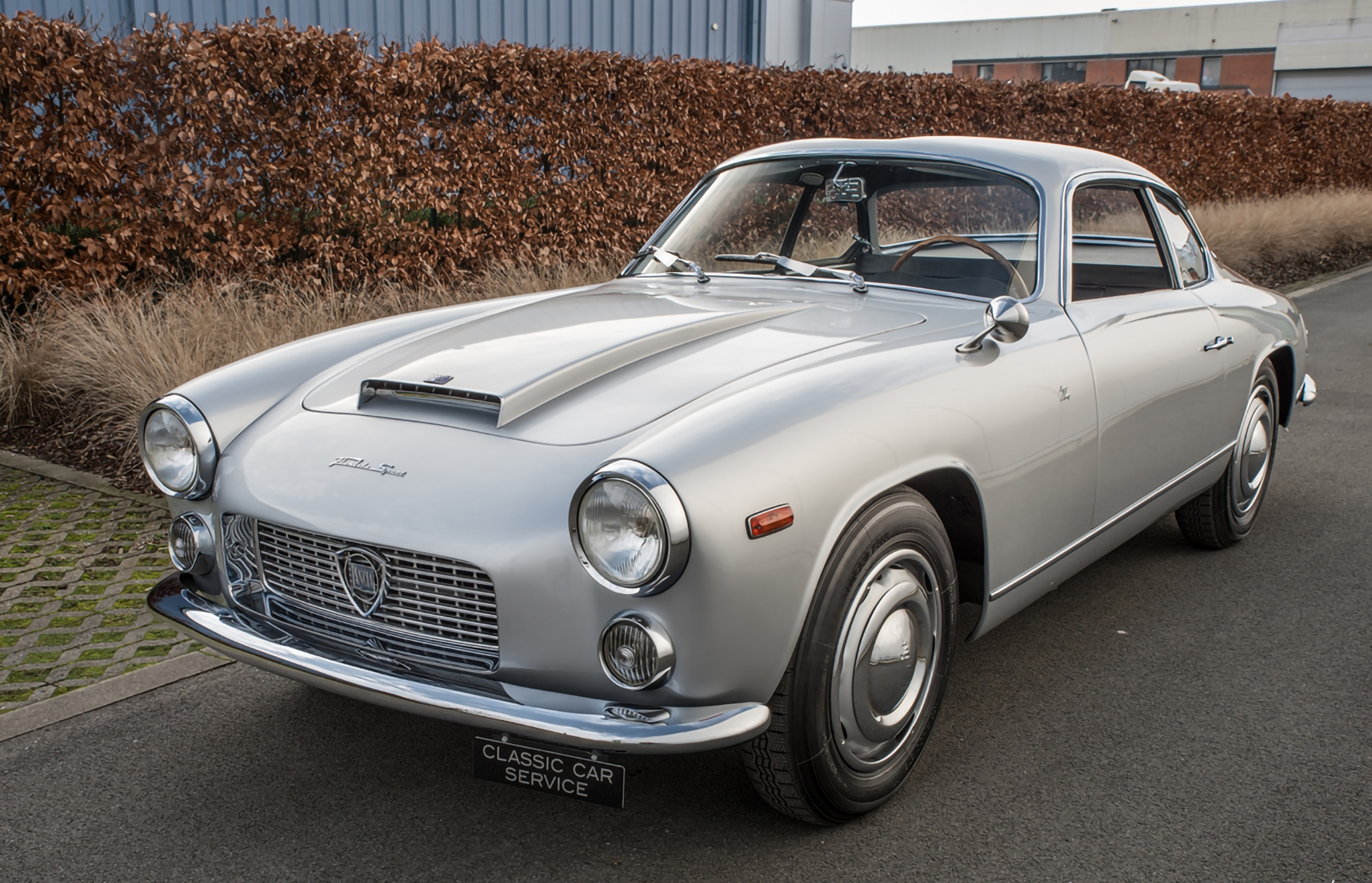 Lancia Flaminia Sport 3 C Zagato