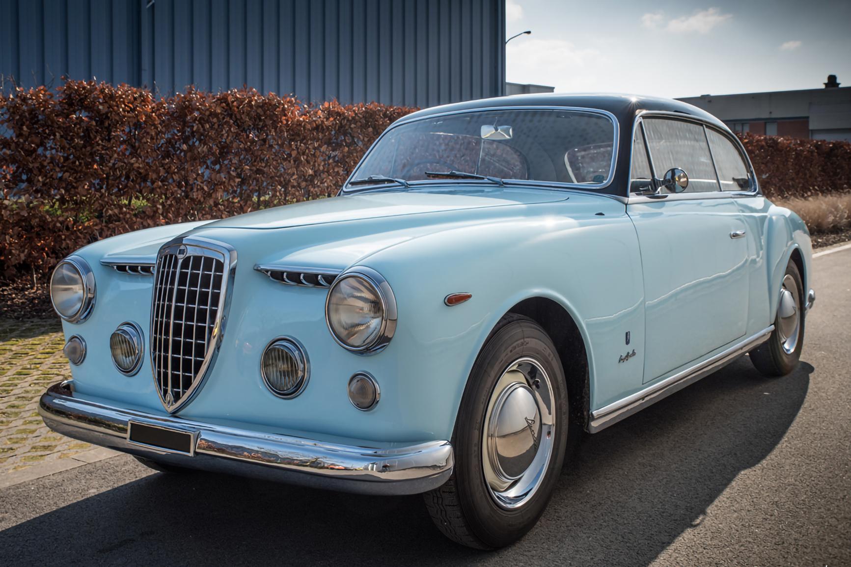 Lancia Aurelia B53 Ruote Leggendarie
