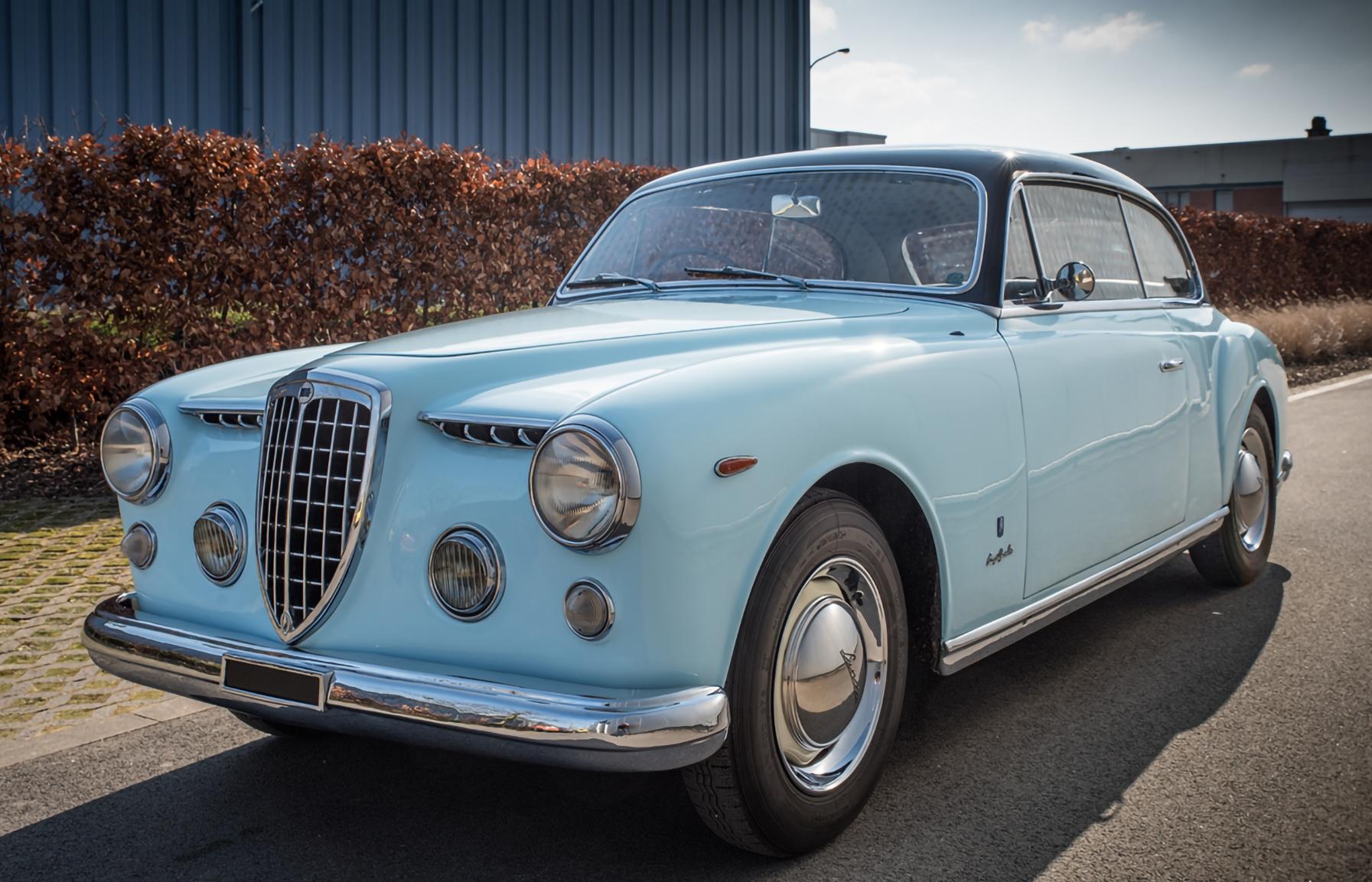 Lancia Aurelia B53 Allemano Ruote Leggendarie