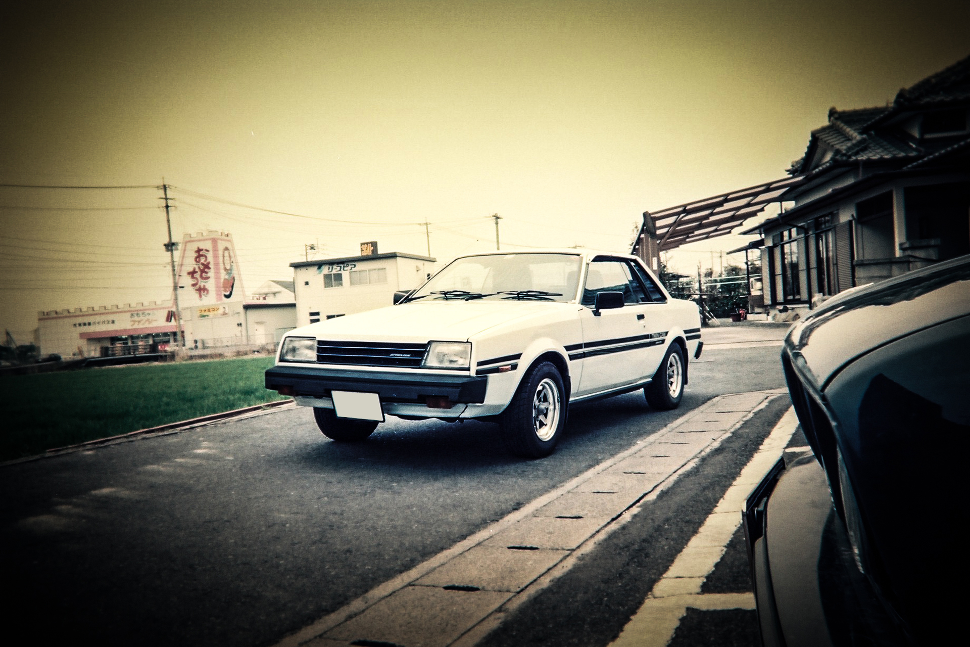 RUOTE LEGGENDARIE Toyota Sprinter