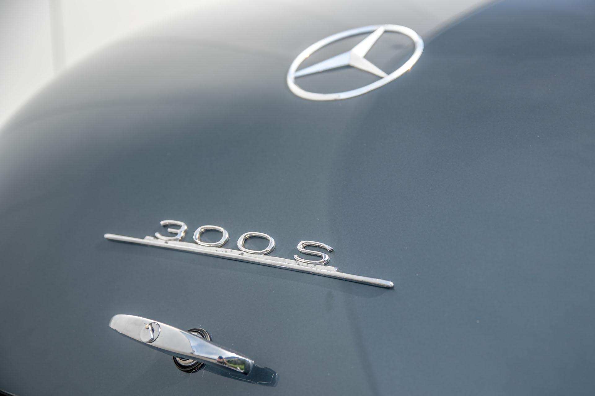 Mercedes 300S Ruote Leggendarie Classic Car Service