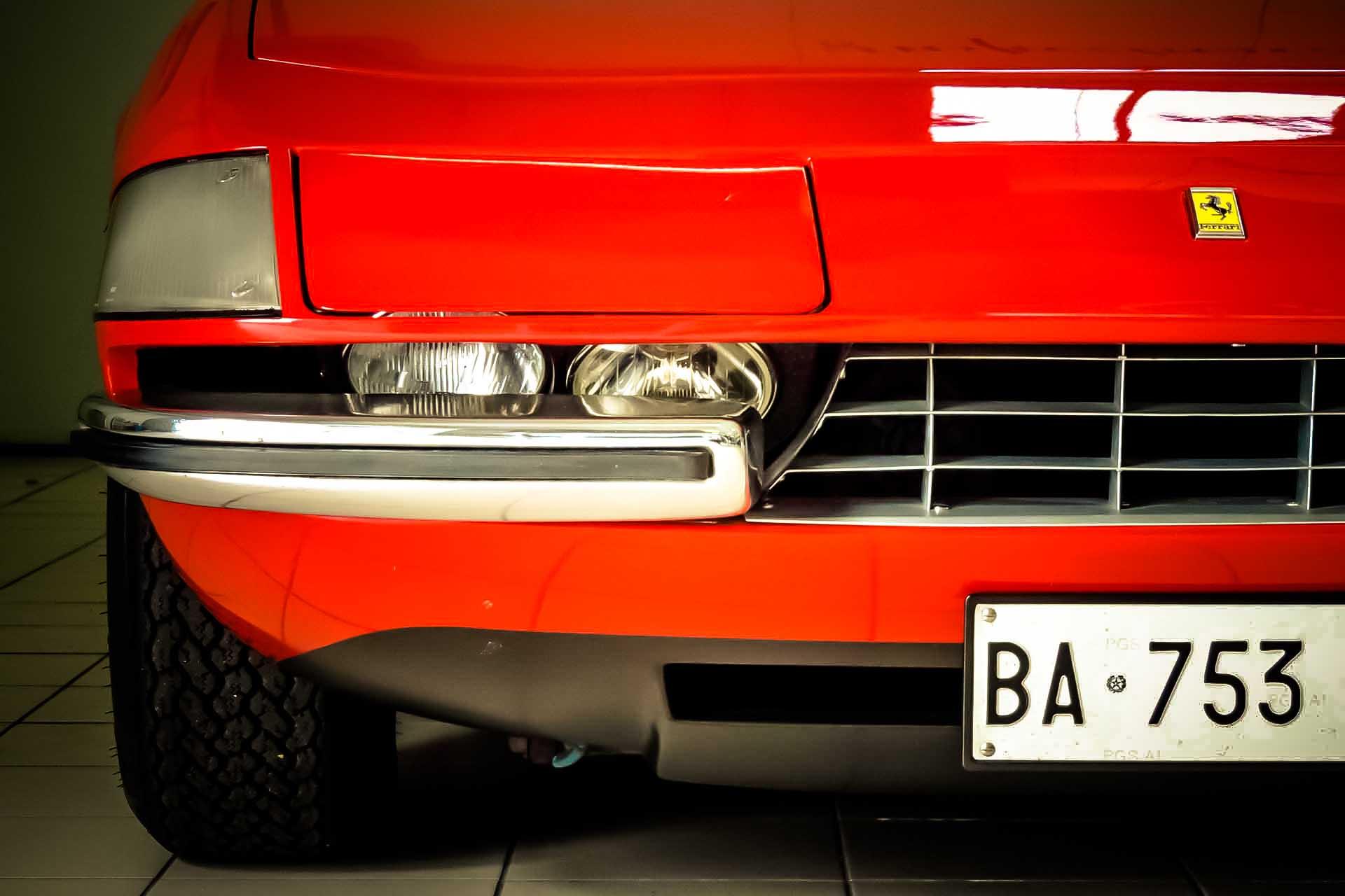 Ferrari Daytona Irresponsibility Ruote Leggendarie Francesco Tobaldin (60)