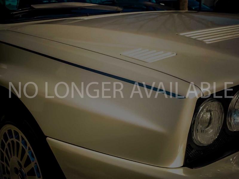 1994 Lancia Delta HF integrale Evoluzione Bianco Perla Mii Biasion
