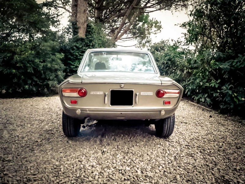 1972 Lancia Fulvia 1.3s Ruote Leggendarie Tobaldin