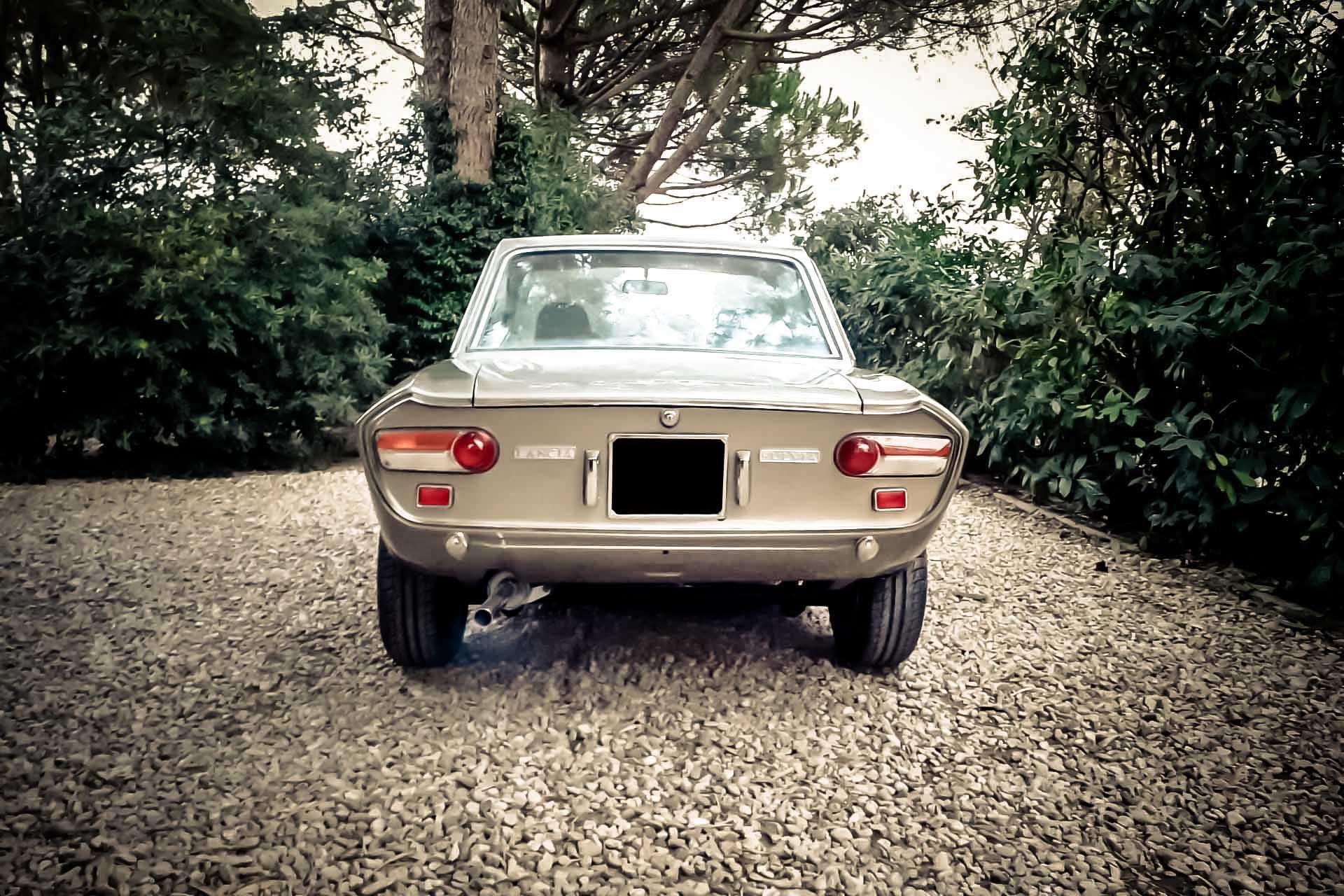 1972 Lancia Fulvia 1.3s second serie