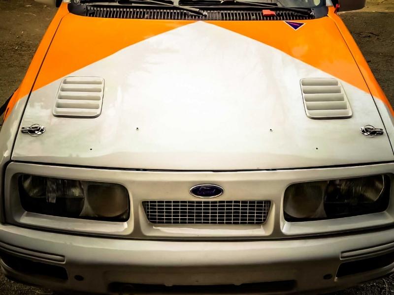 1986 Ford Sierra RS Cosworth Ruote Leggendarie header