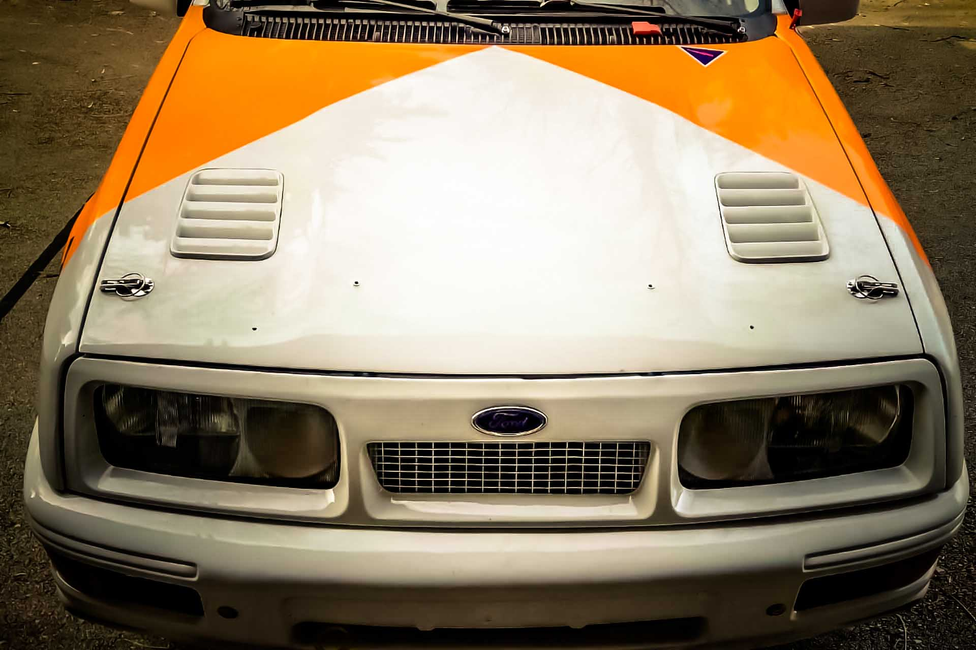 1986 Ford Sierra RS Cosworth Ruote Leggendarie header
