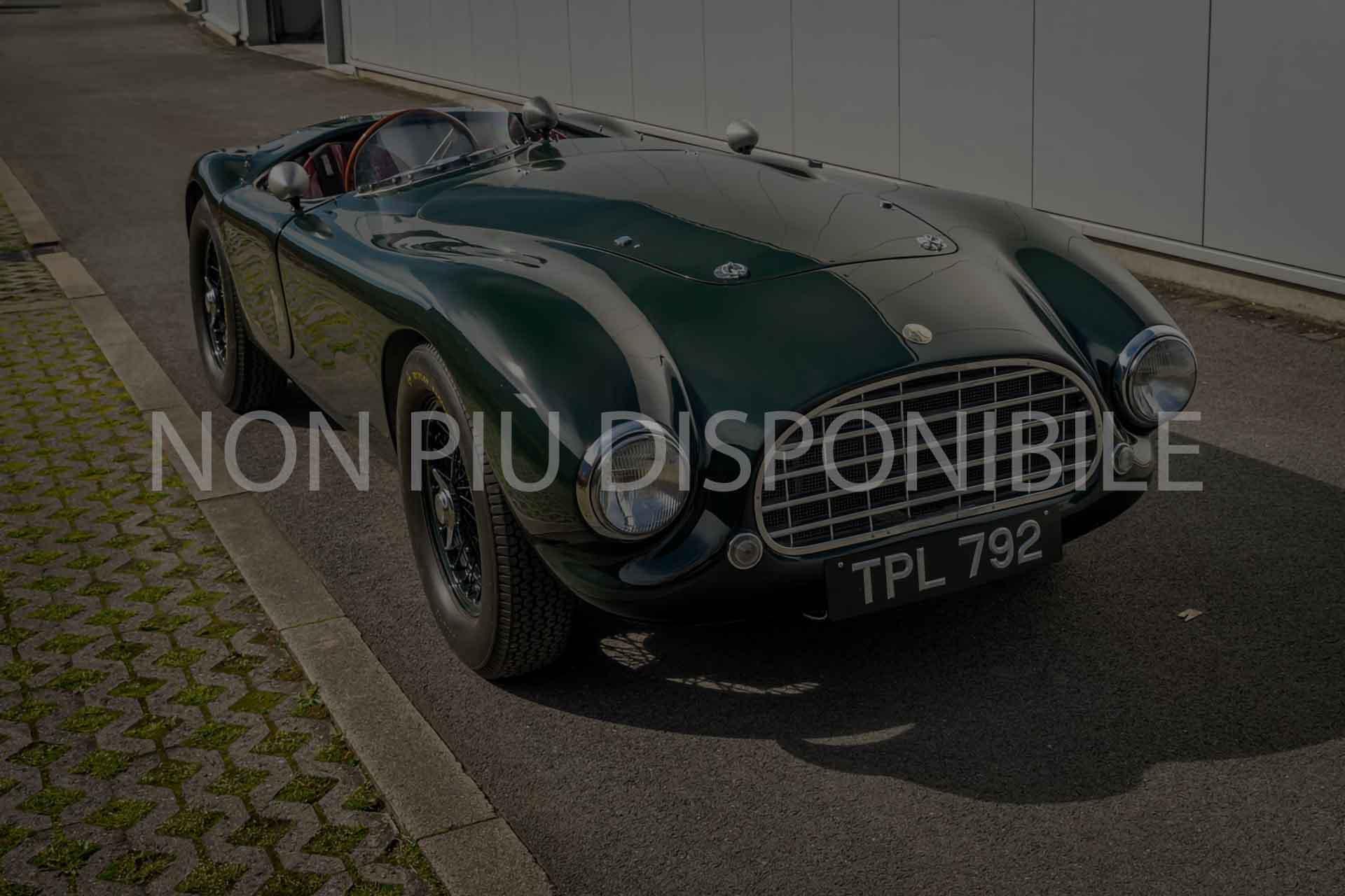 1953 AC Ace Prototype TPL 792 non piu disp