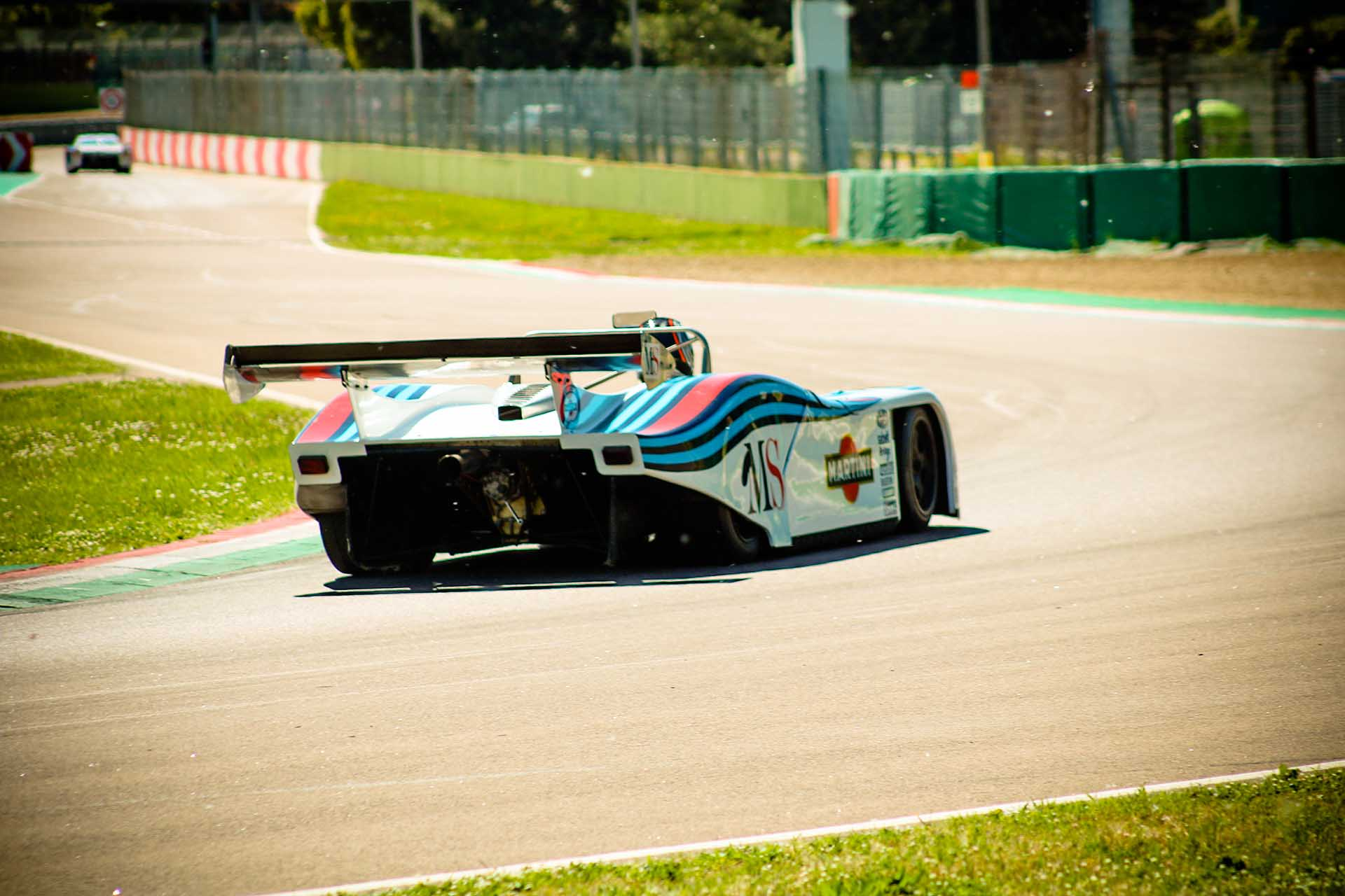 Lancia Martini Endurance LC1 Group 6 Tobaldin Pubblimais