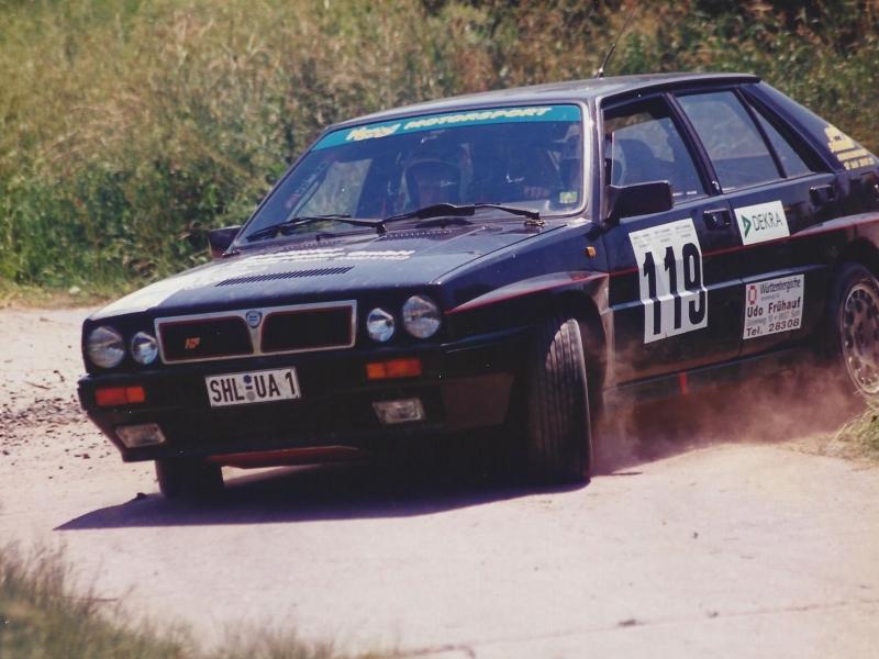Lancia Delta Integrale 8v Group N