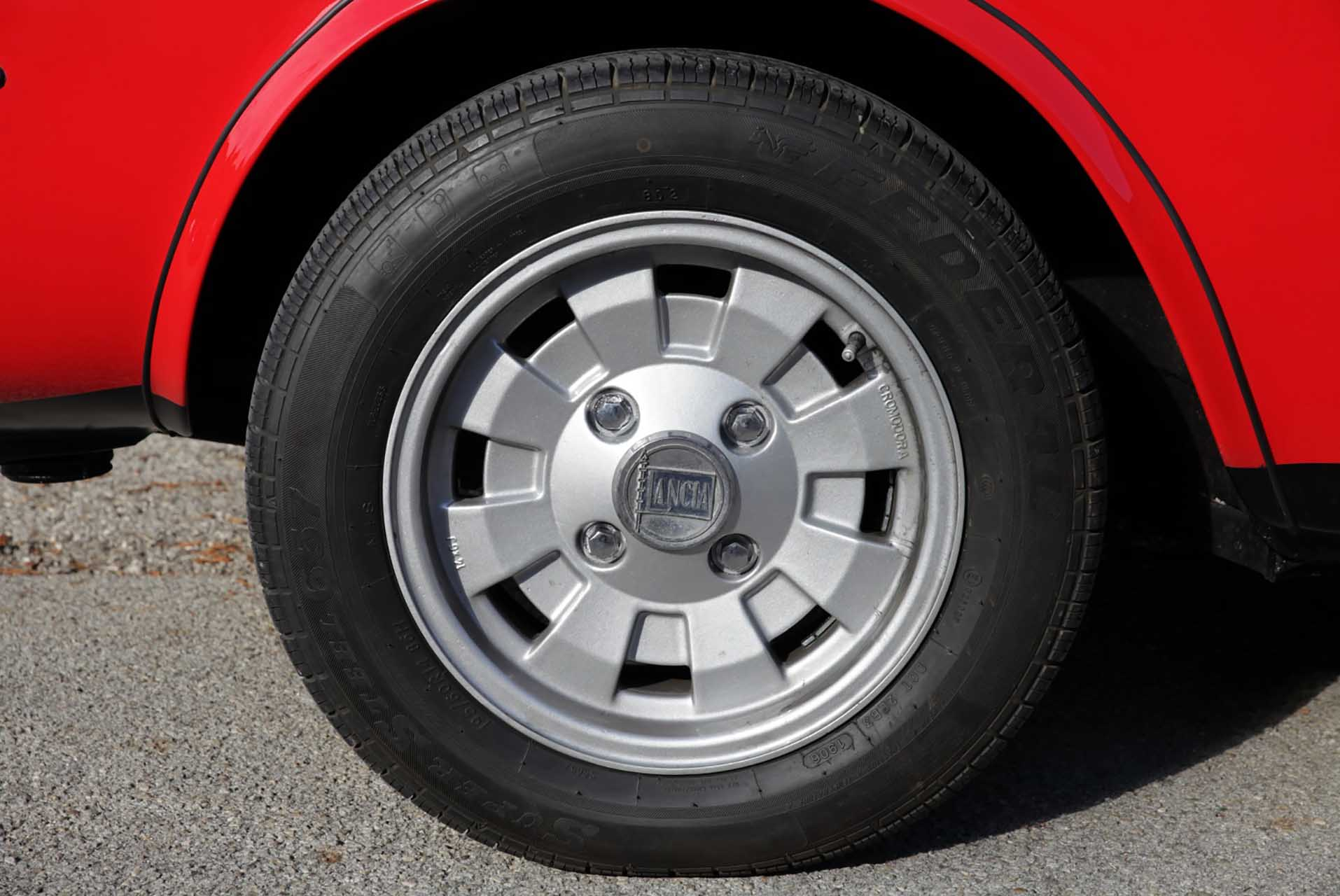 1972 Lancia Fulvia Montecarlo Rossa Corsa