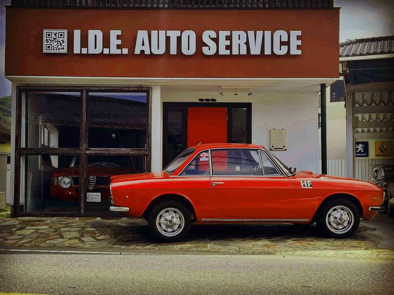 Ide Auto Service car restoration